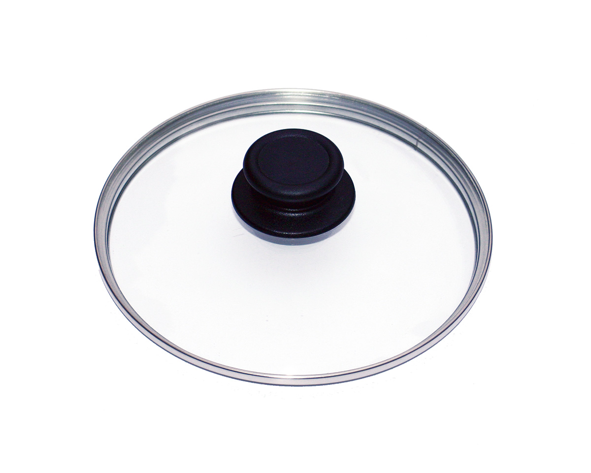 Sicherheits-Glasdeckel rund ø 20 cm